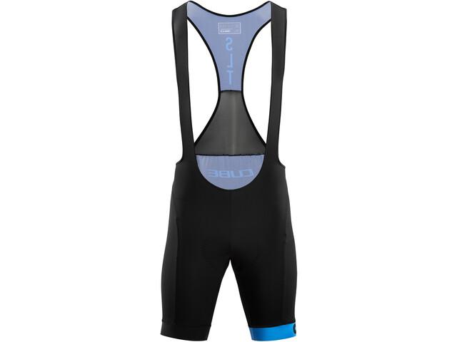 Cube SLT Bib Pants short Men black'n'blue